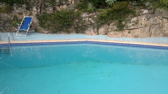 Algae in swimming pool picture of villaggio turistico baia serena vico equense tripadvisor for Using algaecide in swimming pool