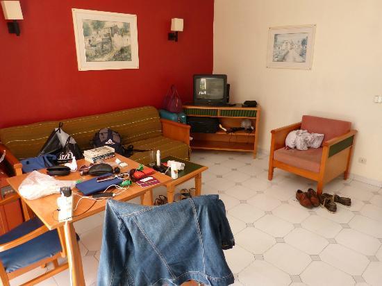 Oasis Maspalomas: Room 11 - lounge area