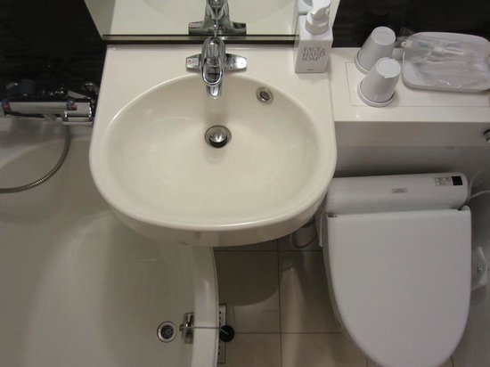 Viainn Higashi Ginza: 洗面台