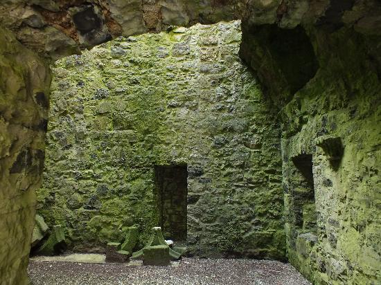 Fore Abbey: interno