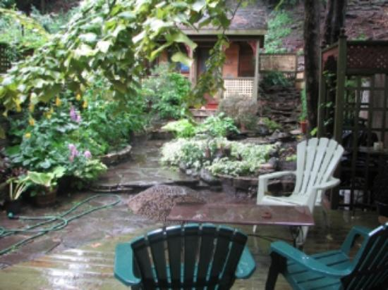 High Park Sunnyside Suites: Back Yard Oasis