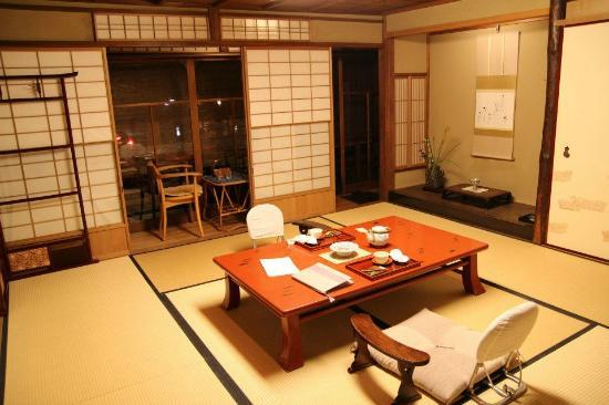 Shiraume: our omesono room