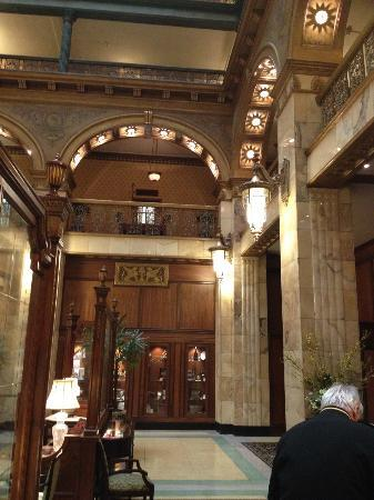 The Brown Palace Hotel and Spa, Autograph Collection : Lobby