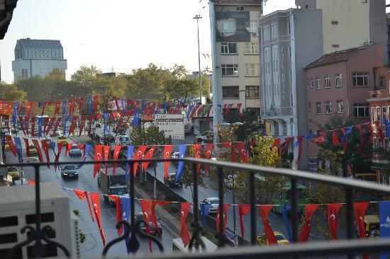 Taksim Home Apart: Hotel