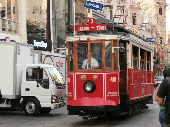 Taksim Home Apart: Istiklal