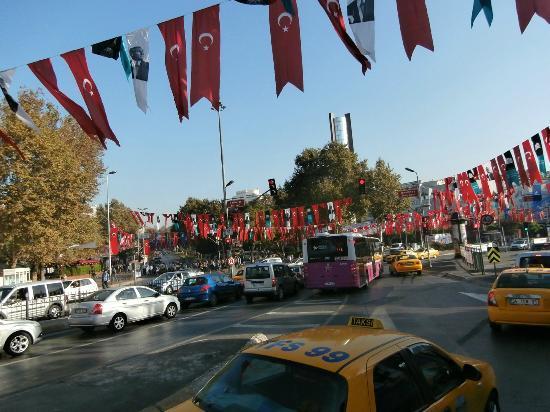 Taksim Home Apart: Besiktas