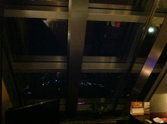 Grand Trustel Purple Mountain Hotel: ceiling window