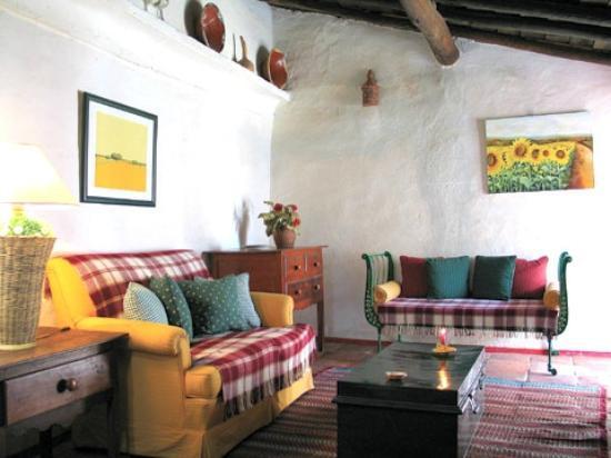 Aldeia de Sao Gregorio: Sala casa da Vinha