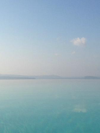 Pezoules: Infinity Pool is precisely the right name.