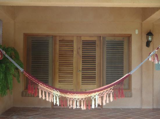 La Villa de Soledad B&B: Our hammock