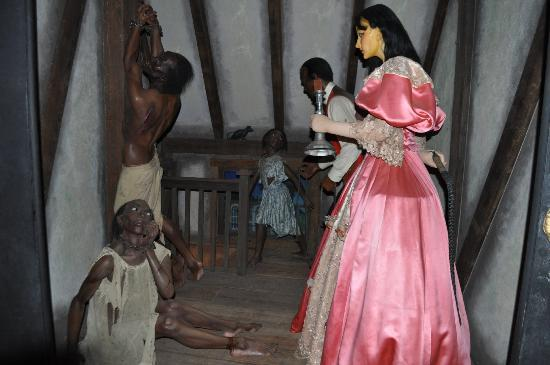 Musee Conti Wax Museum: Madam LaLaurie's torturous hobby