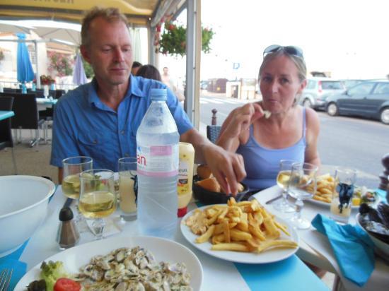 La Pequelette : und die handgemachten Fritten, hmmmm