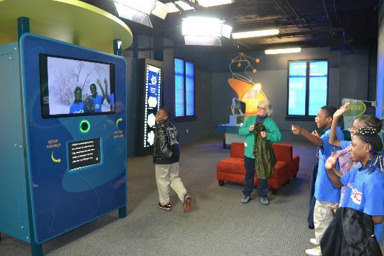 record your own weather forecast in the new earth systems studio  our marvelous earth