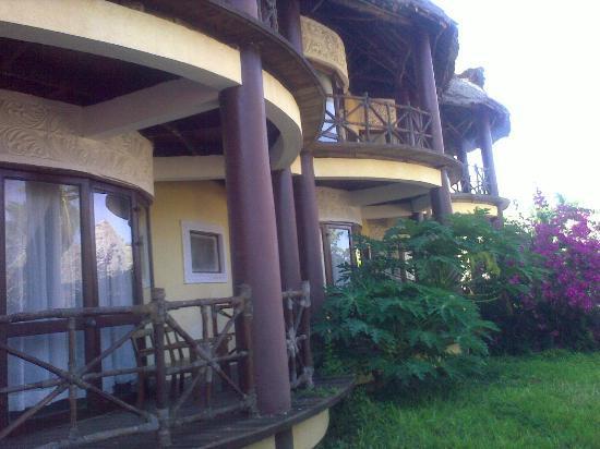 Ocean Paradise Resort & Spa: scorcio delle altre camere