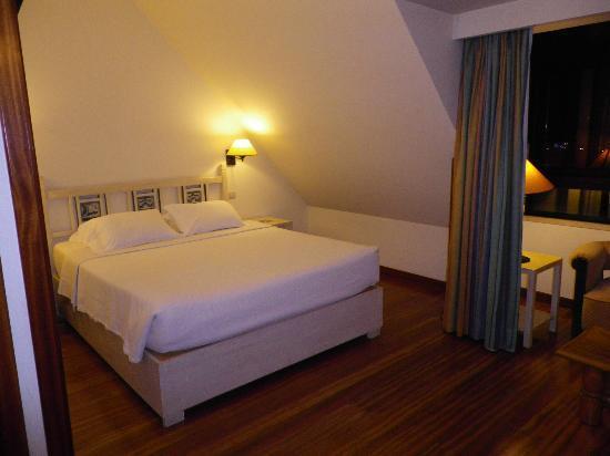 Real Residencia - Apartamentos Turisticos: Espace nuit...