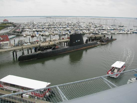 Patriots Point Naval & Maritime Museum: USS Clamagore