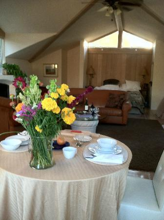 The Cottage Inn & Spa: The Vineyard Suite