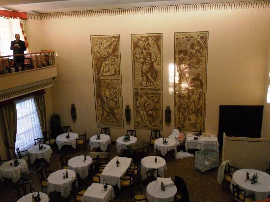 Hotel Salus: sala da pranzo