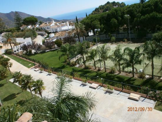 TRH Mijas: Hotel grounds