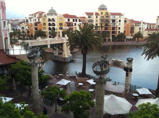 StayEasy Century City: mall view