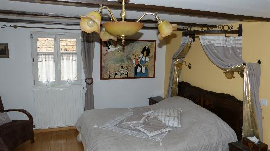 Oberschaeffolsheim, Frankrig: Fenster zum alten Taubenschlag