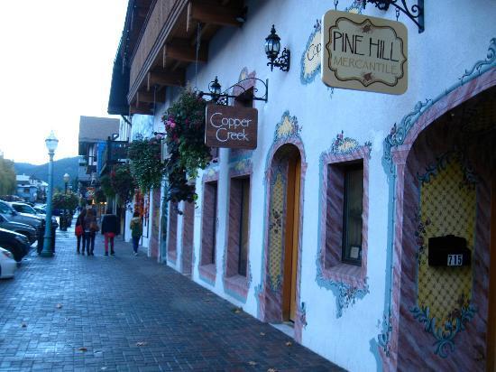 Enzian Inn : Downtown