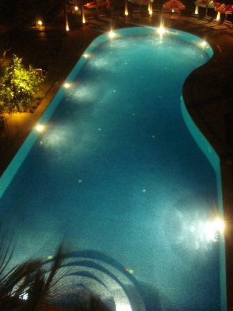 Night swim? :P