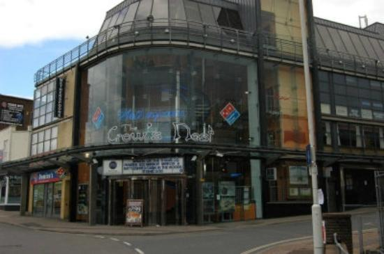 ‪The Atrium Cinema‬