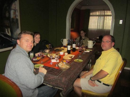 Casa Moro: birthday celebration from Kenna