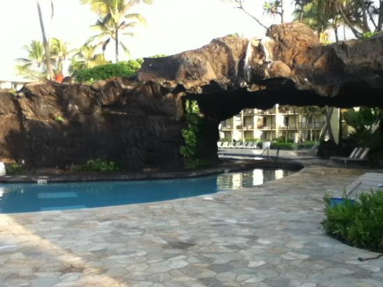 Kauai Beach Resort Side Of Pool