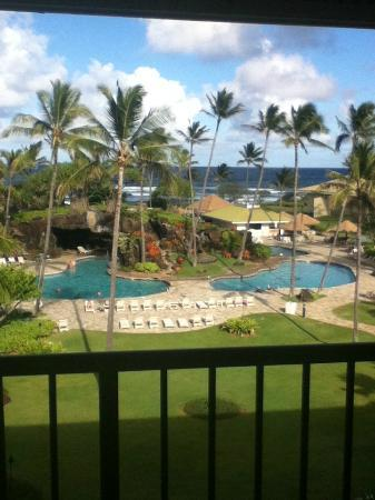 Nice layout picture of kauai beach resort lihue for Best boutique hotels kauai