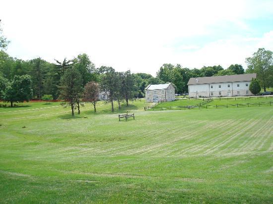 Jefferson Barracks Historic Park : Beautiful setting