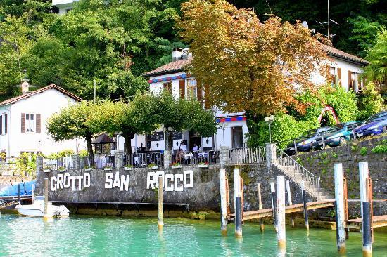 Grotto San Rocco