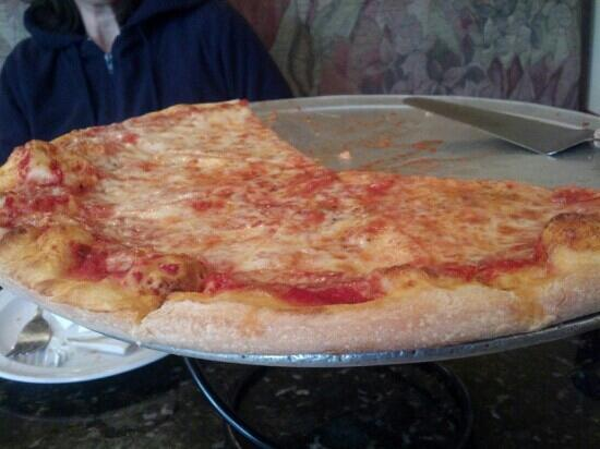 "Sal's Brick Oven Pizza : 16"" Margherita Pizza"
