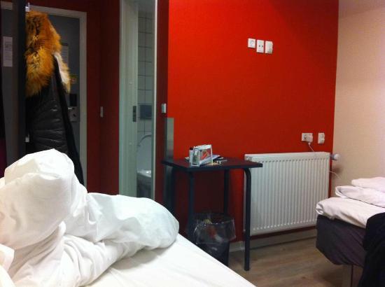 Generator Copenhagen: double room