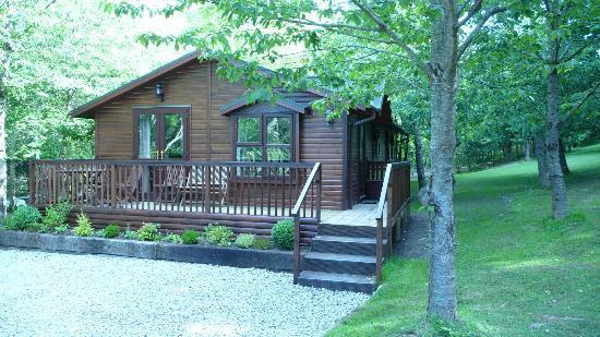 Chycara House: Garden Lodge