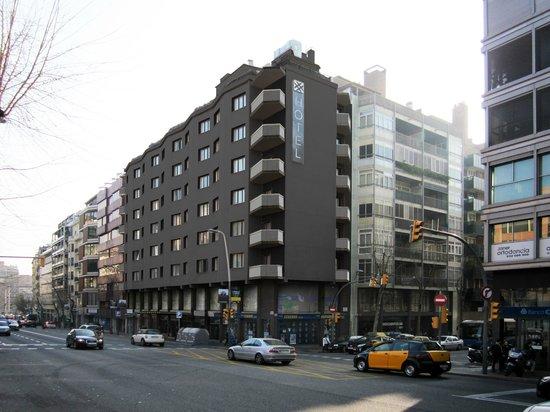 Mercure Barcelona Condor: Exterior Hotel Alberta