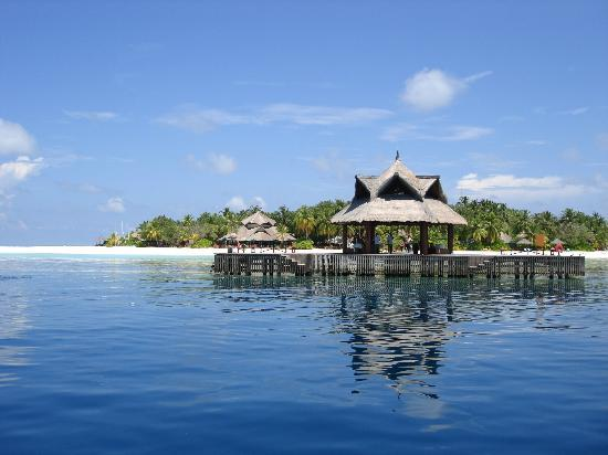 Banyan Tree Vabbinfaru: Dream island