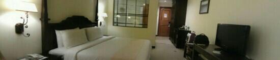 โรงแรมเดอ ลา เฟิร์นส: Deluxe room