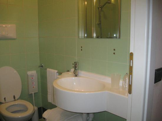Palazzo Galletti Abbiosi: bathroom...
