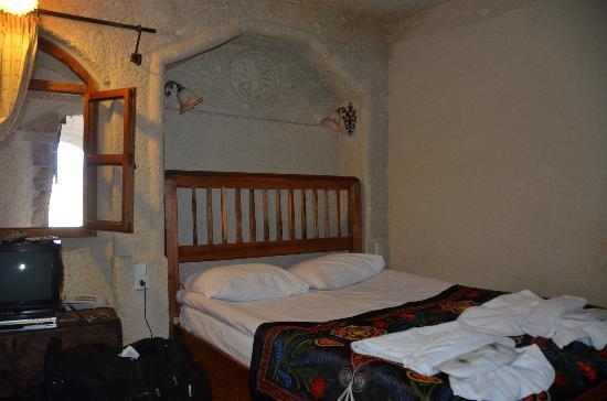 Sunset Cave Hotel: Room nr. 6 - triple room