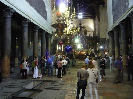 Sinai Voyage: Вифлием. Храм Рождества Христова
