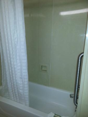 Comfort Inn & Suites Airport Dulles-Gateway: Good water flow and plenty of hot water for a shower.