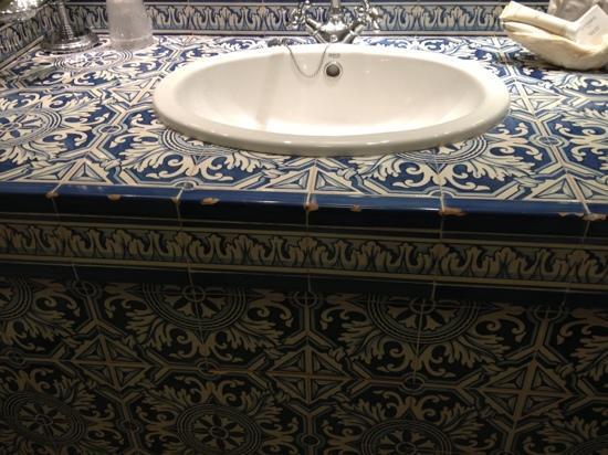 Vintage House Hotel: banheiro acabado !!!!