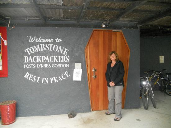 ‪‪Tombstone Backpackers‬: A peaceful stay.
