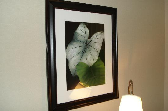 Fairfield Inn & Suites Frankenmuth: Loved the art