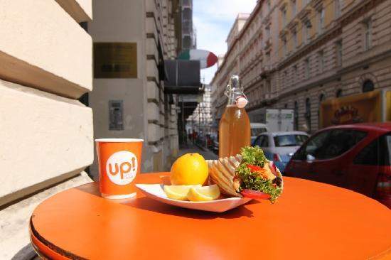 UP! Grade Your Food: UP! Streetview