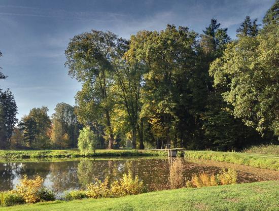 Golf Resort Hotel Konopiste: golf course