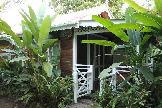 Fond Doux Plantation & Resort: our cottage