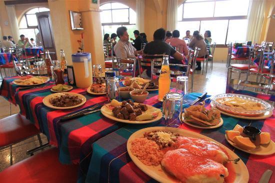 Restaurant de La Sierra: Varios platillos para su gusto